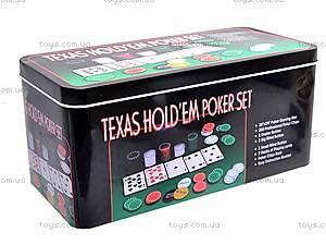 Покерный набор в чемодане, 1128-19, цена
