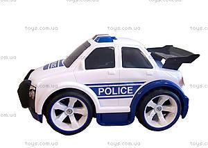 Полицейкая машинка Power in fun, S81131, купить
