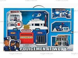Игровой набор для детей «Полицейский участок», K12635, купить