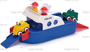 Полицейская лодка, 1095
