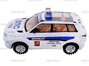 Полицейская машина «ДПС», R800-22, купить