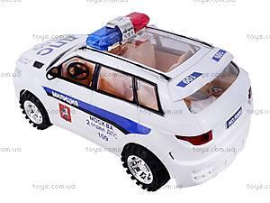 Полицейская машина «ДПС», R800-22, фото