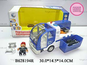 Полицейская машина «Городской помощник», DIY56599A