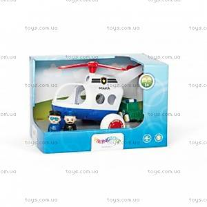Полицейский игрушечный вертолет, 81273