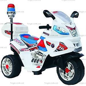Полицейский мотоцикл-электромобиль, M-007