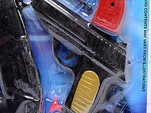 Полицейский набор, 600-34, фото