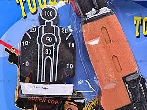 Полицейский набор автоматом и жетоном, G2013-AO, цена