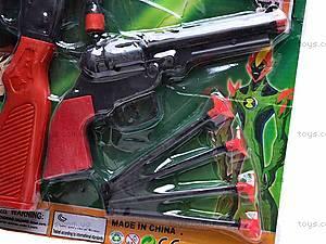 Полицейский набор Ben 10 c ружьем, 888-913, купить