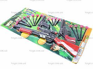 Полицейский набор Ben 10 c ружьем, 888-913, фото