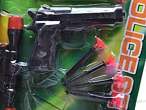 Полицейский набор Ben 10 c ружьем, 888-913, цена