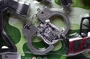 Полицейский набор для игры, 2626-4, купить