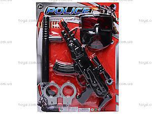 Полицейский набор для мальчиков, 2013-M2