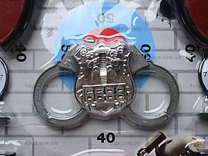Полицейский набор «Страж закона», 529-4, купить