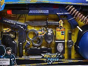 Полицейский набор Police force, 33510, купить