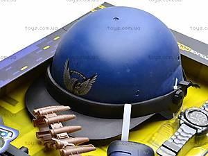 Полицейский набор Police force, 33510, игрушки