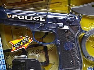 Полицейский набор Police force, 33510, детские игрушки