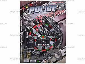 Полицейский набор с дубинкой, 500-3