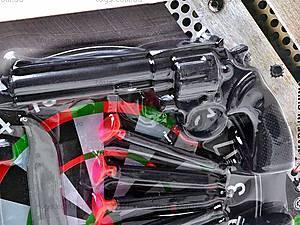 Полицейский набор с тиром и пистолетами, 500-4, отзывы