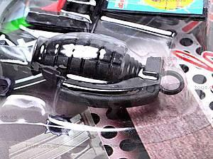 Полицейский набор с тиром и пистолетами, 500-4, игрушки