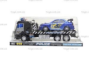 Полицейский трейлер, 448A-A6