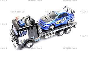 Полицейский трейлер, 448A-A6, цена