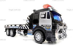 Полицейский трейлер, 448A-A6, игрушки