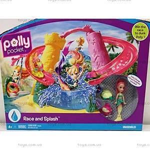 Кукла-русалка Полли с набором «Аквапарк», T3447