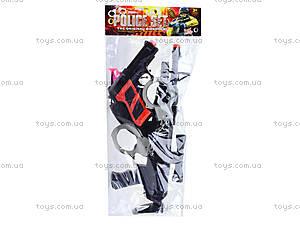Игровой набор для детей «Полицейский», 0899-1, цена