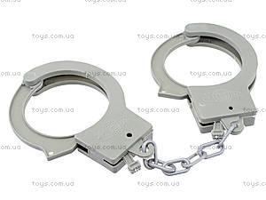 Игровой набор для детей «Полицейский», 0899-1, детские игрушки