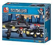 Полицейский конструктор для мальчиков, M38-B2000, купить