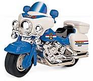 Полицейский мотоцикл «Харлей», 8947, фото