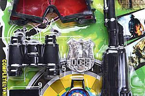Полицейский набор Super Power, 0754-12, фото