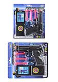 Полицейский набор «Агент», 169EA169EC, интернет магазин22 игрушки Украина