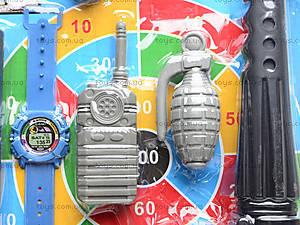 Полицейский набор с мишенью, 3814-2, фото