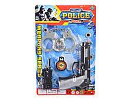 Полицейский набор «Вне закона», 488-1B488-1C, доставка