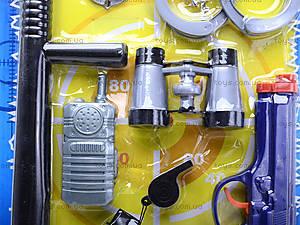 Полицейский набор Action, 5680, купить