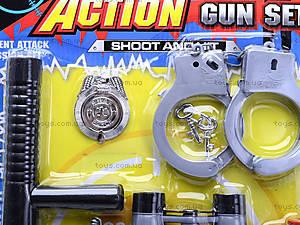 Полицейский набор Action, 5680, фото