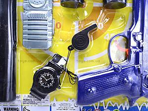 Полицейский набор Action, 5680, цена