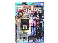Игровой детский набор полицейского, 581-6