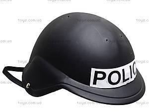 Детский полицейский набор с каской, 8805, игрушки