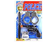 Policе набор игрушек на планшетке, 88831, отзывы