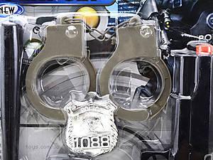 Набор для игры «Полицейский», C987-3, купить