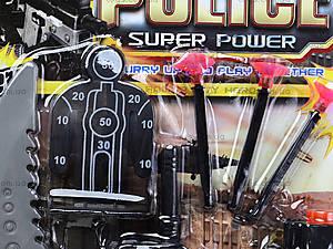 Детский полицейский набор на планшете, 2015-1, купить