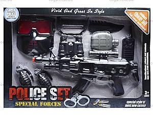 Игровой набор полицейского для детей, PE-013, цена