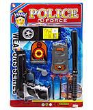 """Полицейский набор """"Police Force"""", вид 2, 1313-3, купить"""