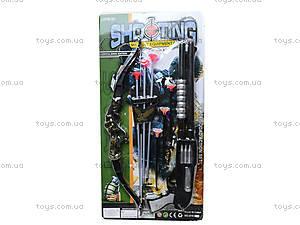 Игровой набор оружия с луком, 801A-1
