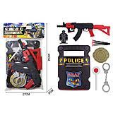 Полицейский набор SWAT со щитом (2020-38), 2020-38, доставка