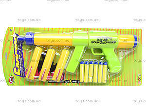 Помповое оружие «Бластер» с шариками, 716566, цена