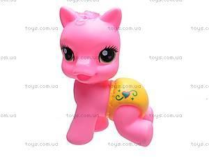Пони детская с аксессуарами, ZH1304C, купить