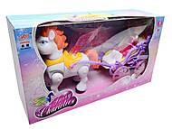 Пони детский в коробке, HD955